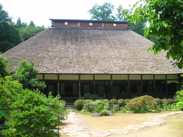 大雄寺本堂1