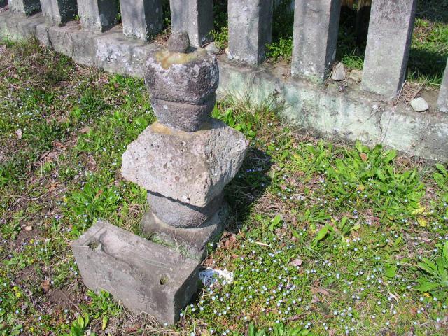 大関増次墓地3