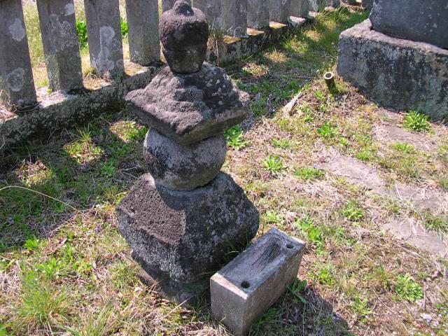 大関増次墓地4