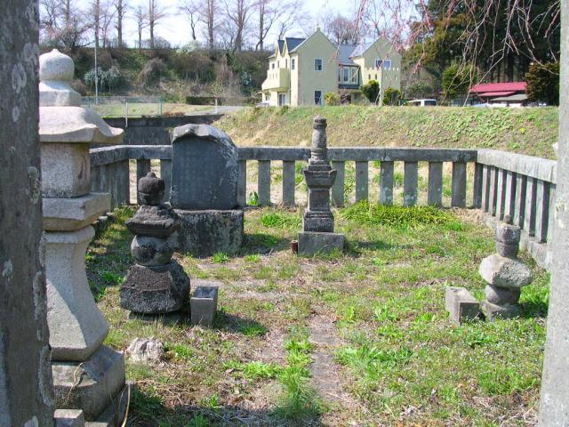 大関増次墓地5