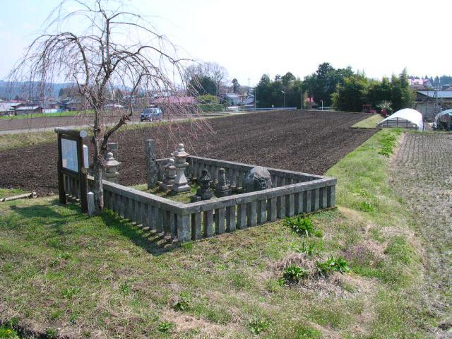 大関増次墓地9