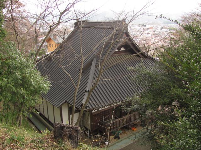 天性寺那須家墓所6