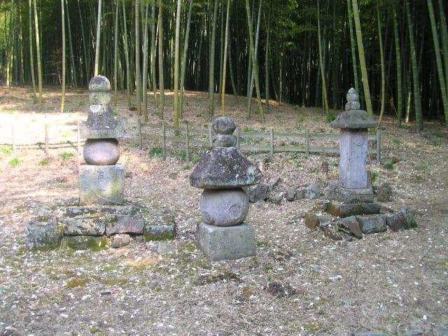 芦野氏旧墳墓10(2009.04.11)