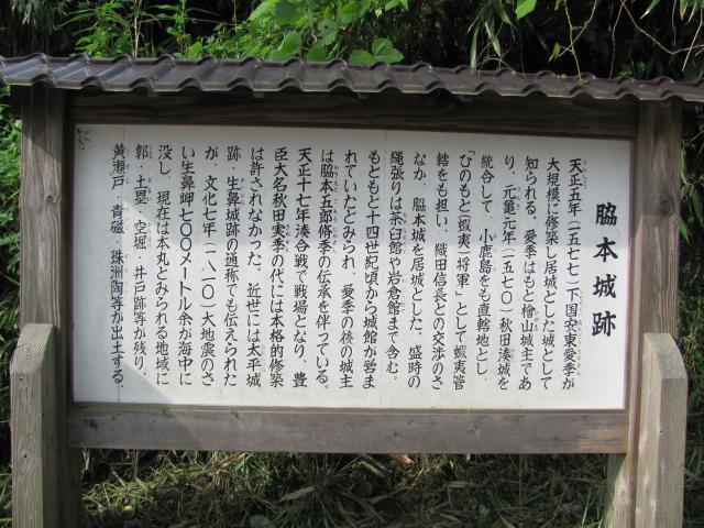脇本城2010.07.19B