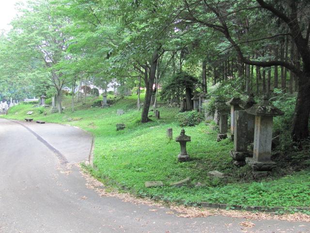 芦野氏新墳墓3