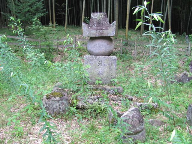 芦野氏旧墳墓8
