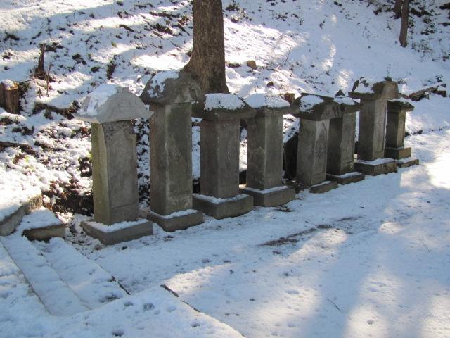 松平清照墓所2