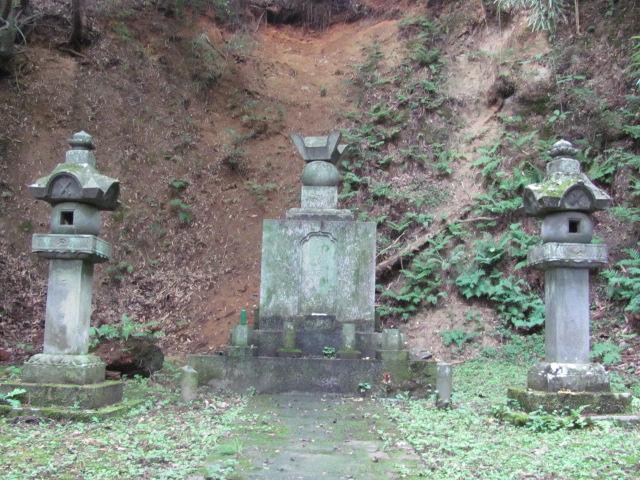 大隣寺丹羽家墓所7