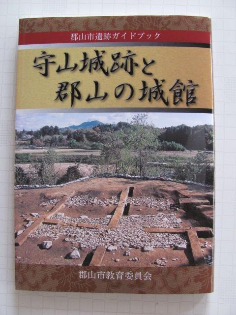 守山城ガイドブック1