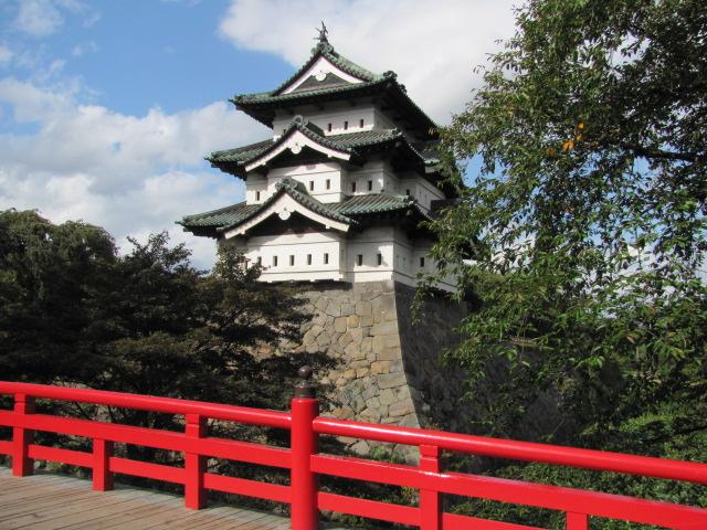 弘前城天守閣1