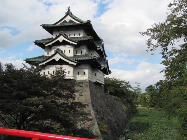 弘前城天守閣2