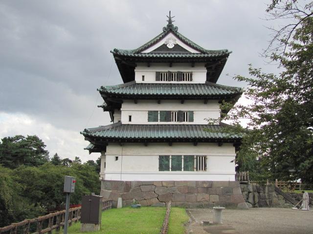 弘前城天守閣3
