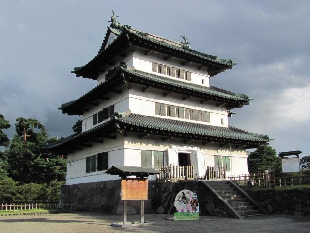 弘前城天守閣5