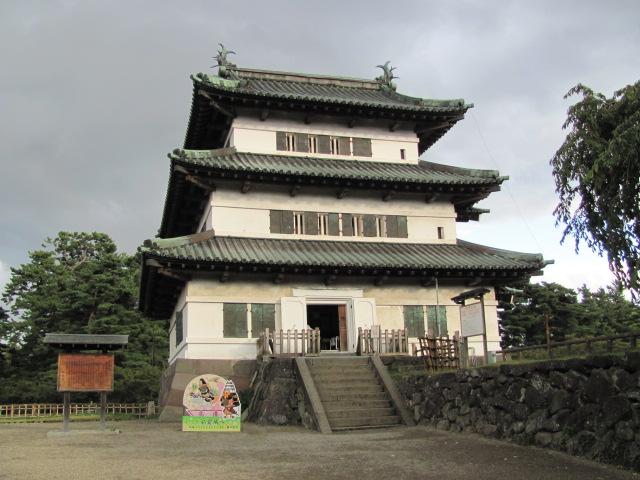 弘前城天守閣4