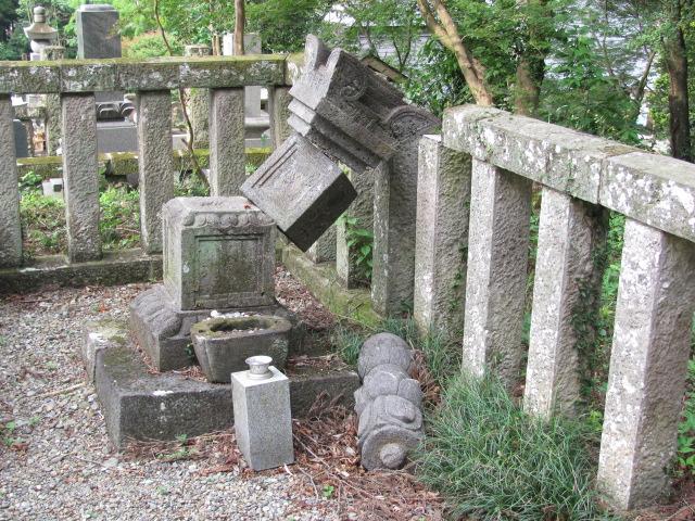那須氏墓所6