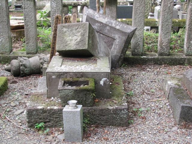 那須氏墓所7