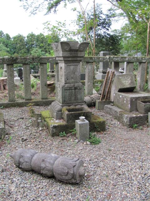 那須氏墓所8