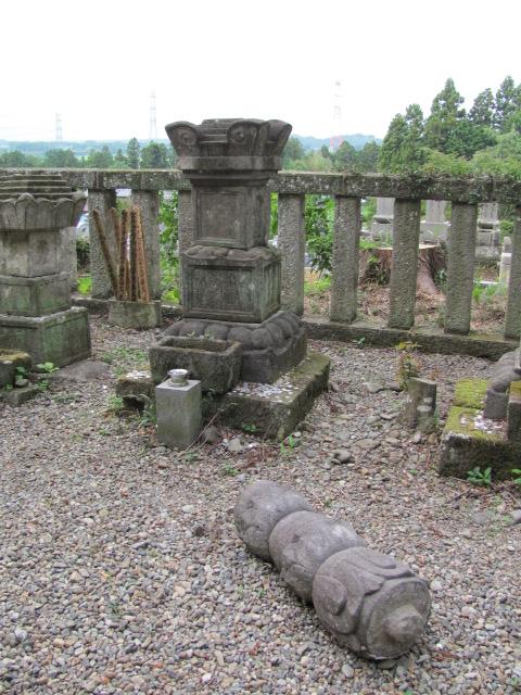 那須氏墓所9