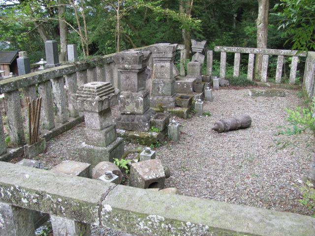 那須氏墓所5