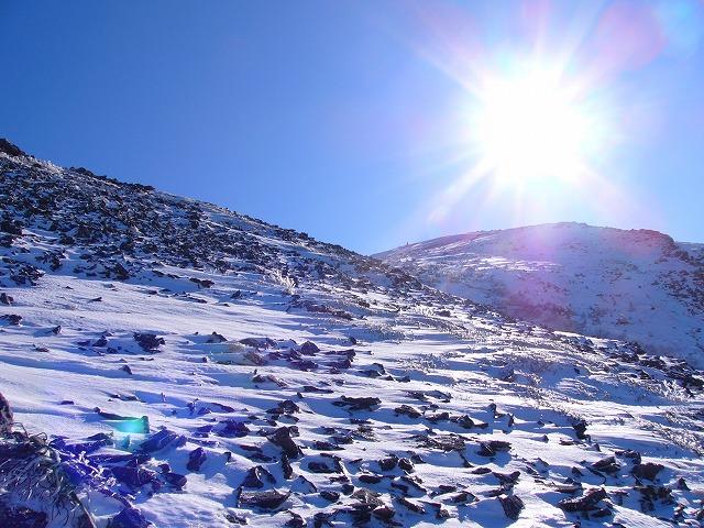 硫黄岳 (73)
