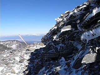 硫黄岳 (77)