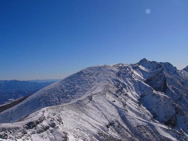 硫黄岳 (85)