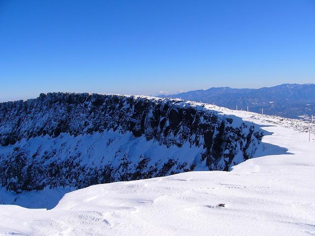 硫黄岳 (90)