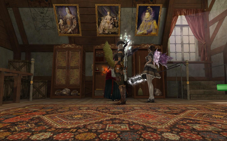 魔女っ子の部屋2