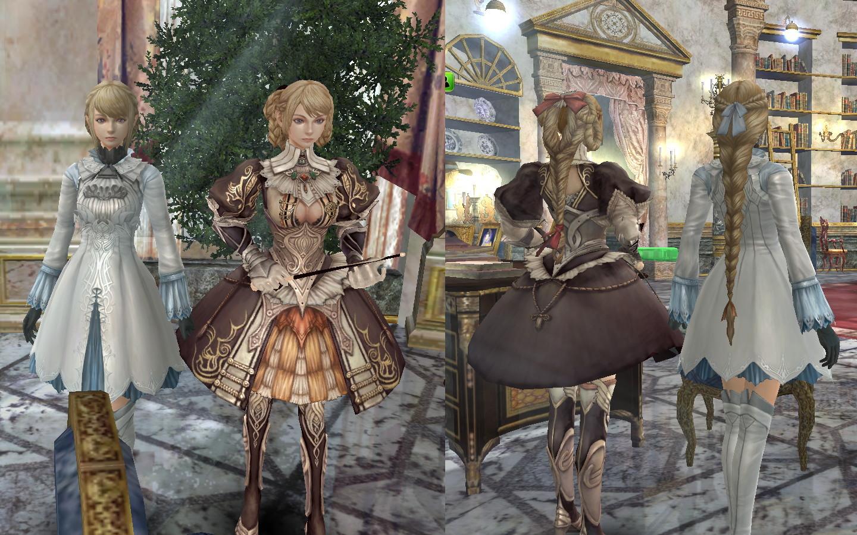 ヴァレリア&ガブ姫