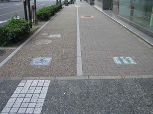 名古屋自転車マーク