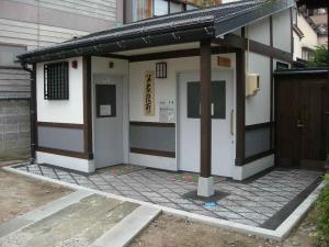 国分寺トイレ