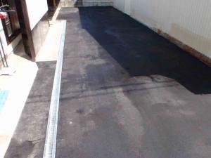 排水溝~舗装