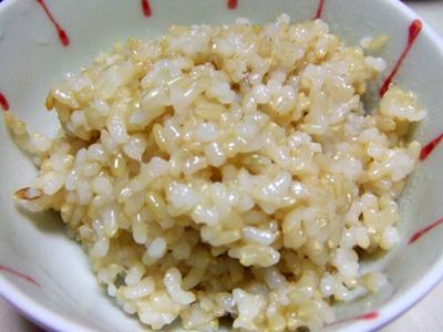 ながさきにこまる玄米