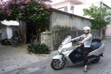 レンタバイク