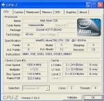 CPU-Z Atom