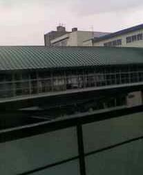 学校の風景ー