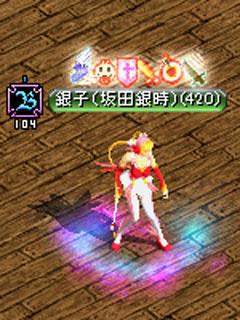 キャラ3銀子(坂田銀時)