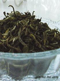 ダージリン産緑茶
