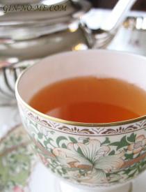 春の香りを、紅茶で満喫