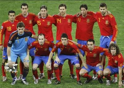 スペインのサッカー選手一覧