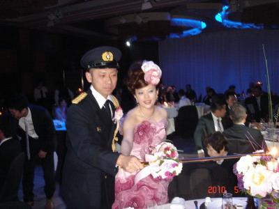 奥山結婚式