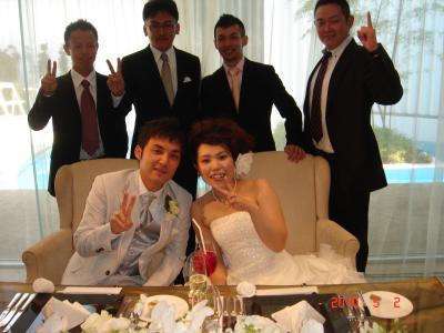 達人結婚式 福大