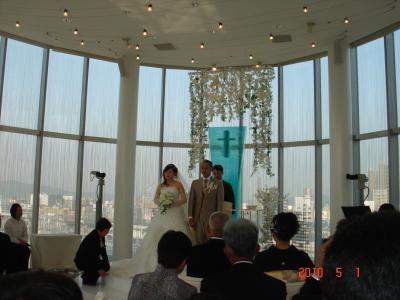 奥山結婚チャペル