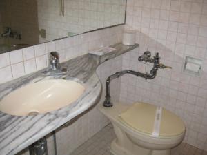 トイレがね、、、