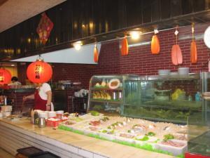 台湾料理のレストラン