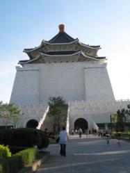 中正記念堂@蒋介石のメモリアルホール