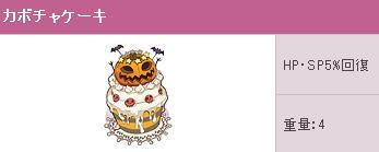 なんて……重さだ……ケーキ!