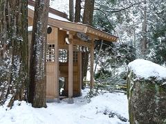 新年の竜神神社