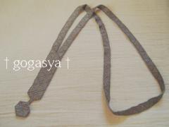 11016三角模様のネックレス-1