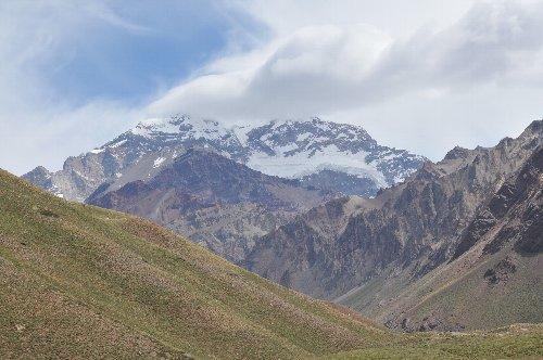コンフルエンシアまでの登山道